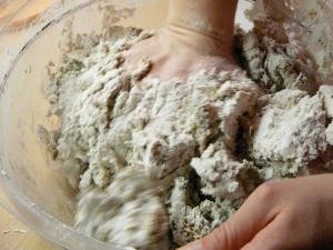 mixing-corn-tortillas