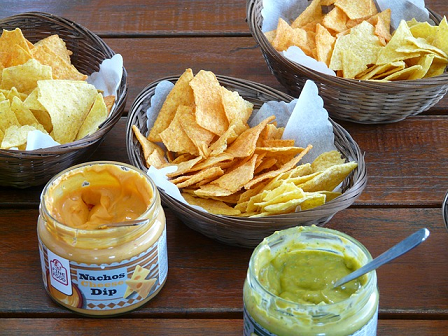 Homemade Tortilla Chips 3 Ways to Cook